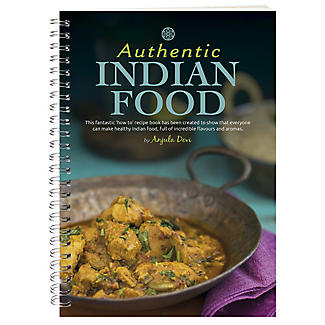 Authentic Indian Food by Anjula Devi alt image 1