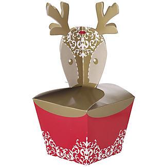 3 Reindeer Treat Boxes
