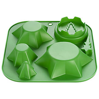 Christmas Tree Cake Mould alt image 4