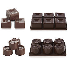 2 Traditional Chocolate Moulds