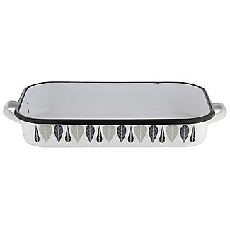 Leaves Oven Dish 19cm x 32cm