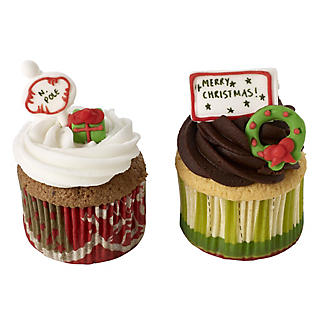 Wilton Gingerbread Royal Icing Toppers alt image 3