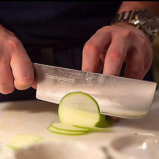 I.O.Shen Broad Blade Chinese Shredding Knife 16.5cm alt image 2