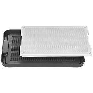 Schneidebrett- und Tablett-Set von Venn alt image 3