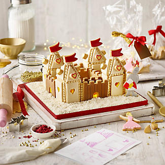 Fairy Tale Castle Cookie Cutter Set alt image 3