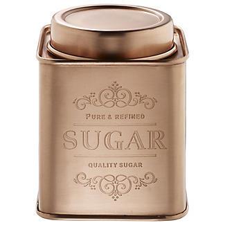 Copper Sugar Canister