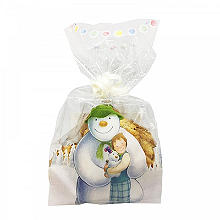 20 The Snowman Treat Bags