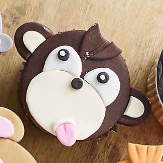 Renshaw Ready to Roll Coloured Icing - 250g Teddy Bear Brown alt image 2