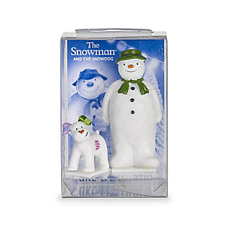 The Snowman and The Snowdog Cake Toppers – 2 Piece Set alt image 4