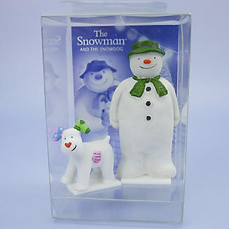 The Snowman and The Snowdog Cake Toppers – 2 Piece Set alt image 5