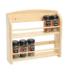 T&G 12-Jar Wall-Mounted Spice Rack