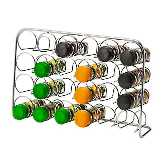 Hahn Pisa 24-Jar Spice Rack