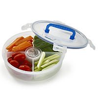 Lakeland 1L Round Lunch Box