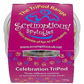 Scrumptious Sprinkles Celebration Tripod alt image 4