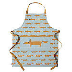 Dexam Scion Mr Fox Apron - Blue