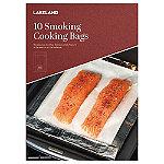 Lakeland Smoking Cooking Bags - Pack of 10