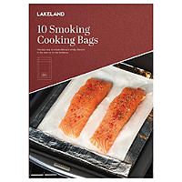 Lakeland Smoking Cooking Bags - Pack of 10