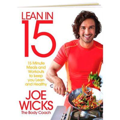 Lean In 15 Joe Wicks The Body Coach Lakeland