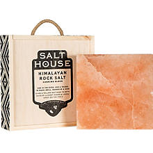 Salt House Himalayan Rock Salt Cooking Block