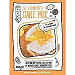 Lakeland St Clements Cake Mix 400g