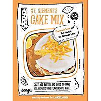 Lakeland St Clements Cake Mix 400g