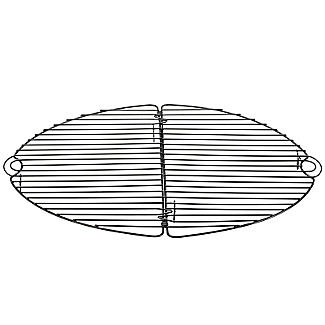 Round Folding Cooling Rack alt image 1