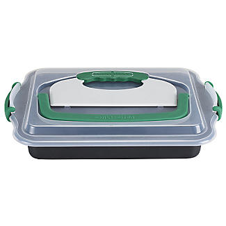 Perfect Slice Traybake Cake Tin alt image 6