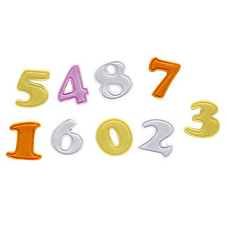 Cake Star Easy Number Cutters alt image 6