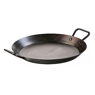 Lodge Large Steel Skillet 38cm