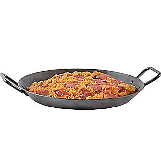 Lodge Large Steel Skillet 38cm alt image 2