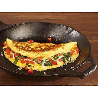 Lodge Cast Iron Chefs Skillet 27cm alt image 3