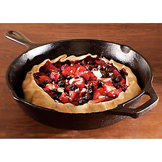 Lodge Cast Iron Skillet 26cm alt image 6