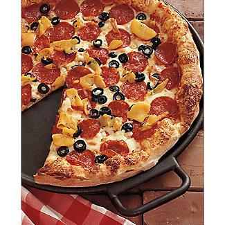 Lodge Cast Iron Pizza Pan alt image 3