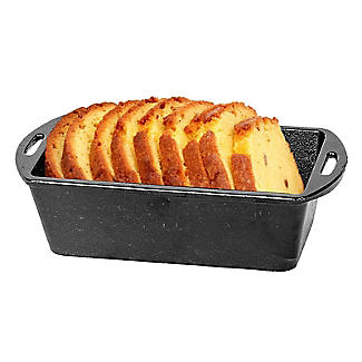Lodge Cast Iron 1lb Loaf Pan Lakeland