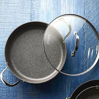 Eaziglide Neverstick2 28cm Shallow Casserole Pan alt image 2