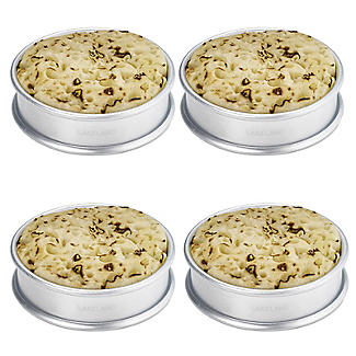 Crumpet Rings Pack of 4