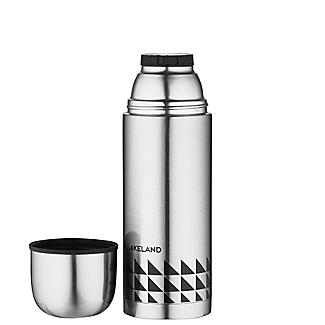 Lakeland Stainless Steel Thermal Vacuum Flask 1L alt image 2