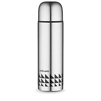 Lakeland Stainless Steel Thermal Vacuum Flask 1.2L alt image 1