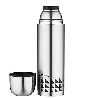 Lakeland Stainless Steel Thermal Vacuum Flask 1.2L alt image 2