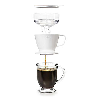 OXO Good Grips Pour Over Drip Filter Coffee Maker 11180100UK alt image 4