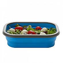 Faltbare Doppeldecker-Lunchbox