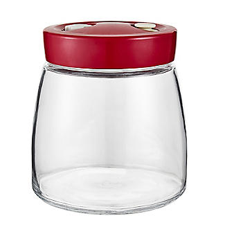 Lakeland Fermentation Jar with Air-Release Valve 1L alt image 1