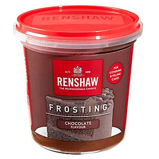 Renshaw Chocolate Frosting 400g