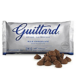 Guittard Maxi Milk Chocolate Chips 326g