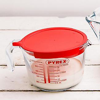 Pyrex 1L Lidded Measuring Jug alt image 4