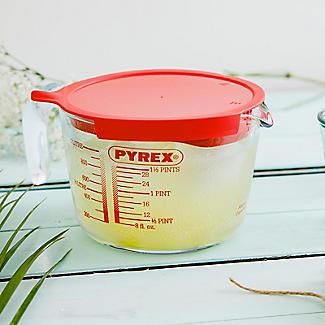 Pyrex 1L Lidded Measuring Jug alt image 6