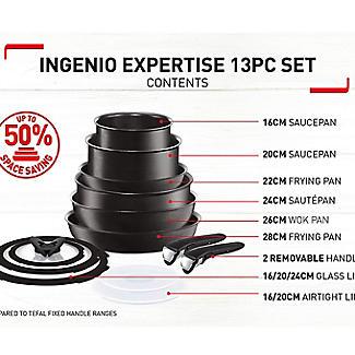 Tefal Ingenio Induction 13-Piece Pan Set alt image 4