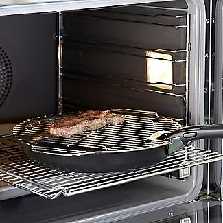 Tefal Ingenio Stainless Steel Grill Insert alt image 4