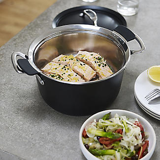 Tefal Experience The Enhancer 2-in-1 Stew Pot and Steamer alt image 9