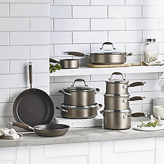 Anolon Advanced 25cm Frying Pan Umber alt image 2